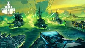 World of Warships: Dołącz do Halloweenowego eventu