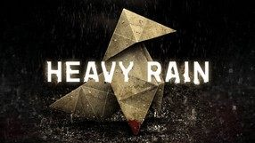 Heavy Rain Miniature