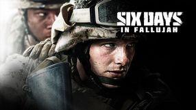 Six Days in Fallujah - Akcji