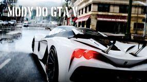 Mody do GTA V – super grafika i supermoce
