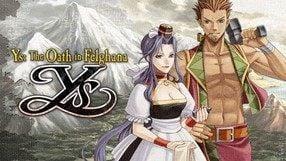 Ys: The Oath in Felghana (PSP)