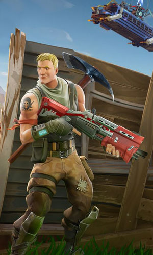 Fortnite: Battle Royale - poradnik do gry