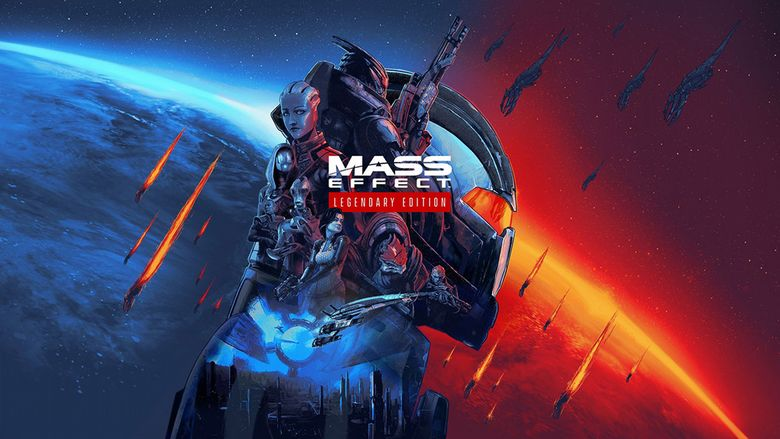 Mass Effect Legendary Edition - dziś premiera