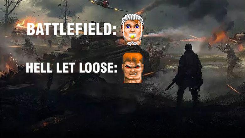 Tego nie da ci Battlefield