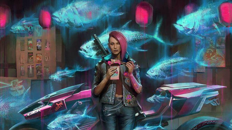 Cyberpunk 2077 - pierwszy polski gameplay
