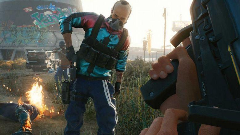 Cyberpunk 2077 to gra na ponad 170 godzin