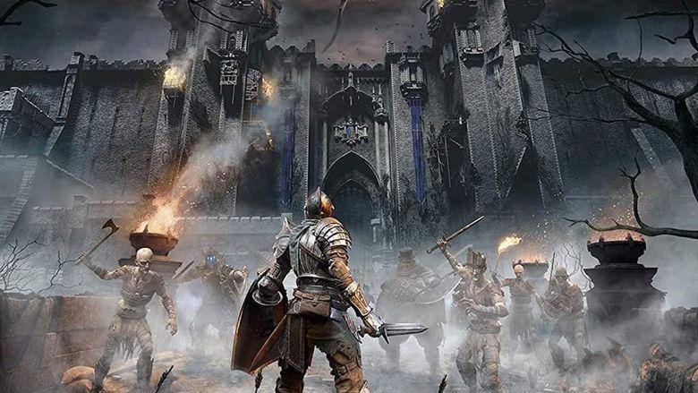 Czy w przyszłości tak będą wyglądać pudełkowe wydania gier? Zobacz niesamowity cover Demon's Souls