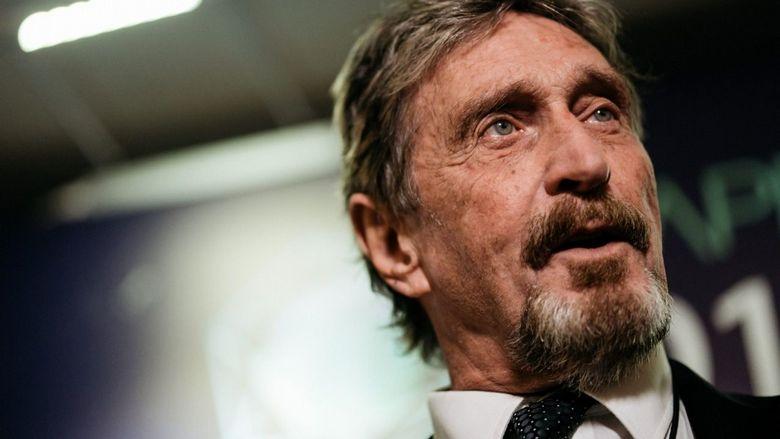 Twórca antywirusa John McAfee znaleziony martwy w hiszpańskim więzieniu