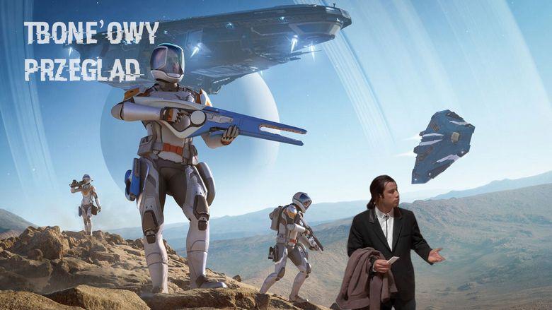 Elite: Odyssey to zderzenie marzeń z rzeczywistością - Tbone'owy przegląd