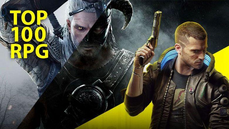 Najlepsze gry RPG
