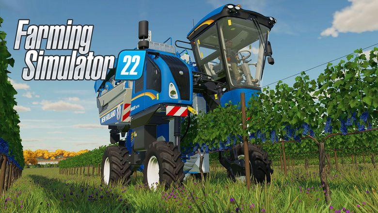 Data premiery i zwiastun Farming Simulator 22