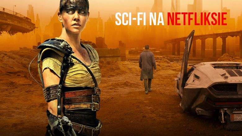Science fiction z Netflixa