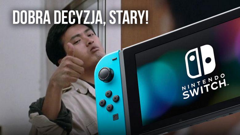 Po konferencji Nintendo jestem pewien,