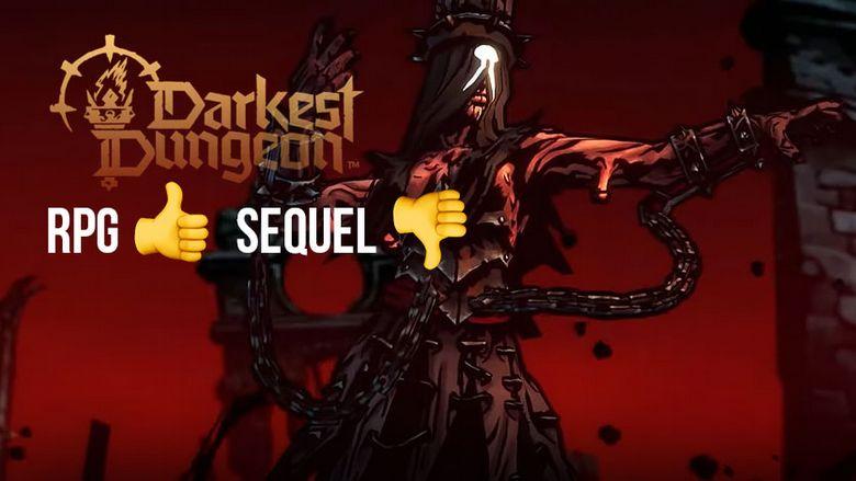 Darkest Dungeon 2 może być świetną grą,