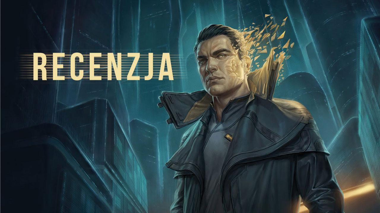 Recenzja gry Gamedec - Cyberpunk 2077 spotyka Disco Elysium | GRYOnline.pl