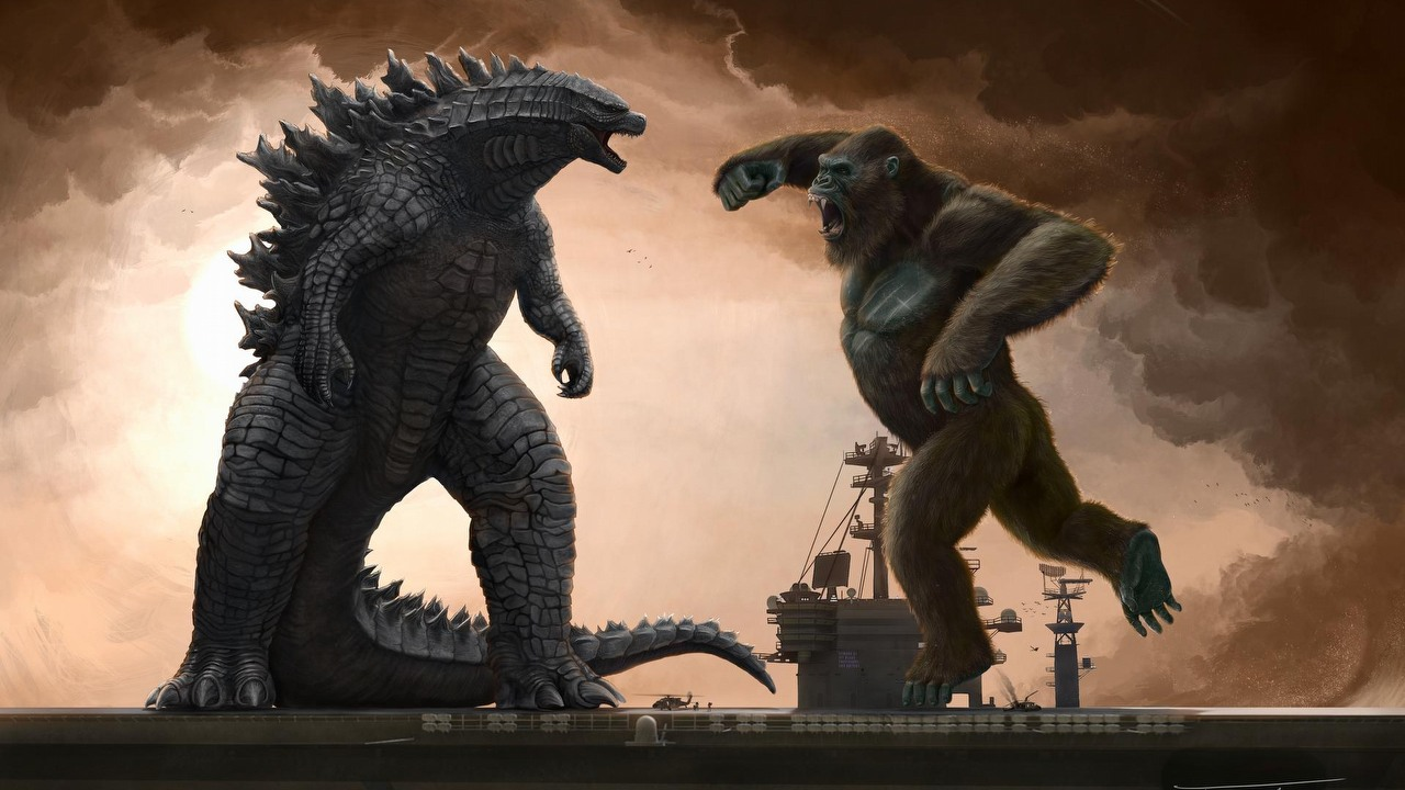 Godzilla vs. Kong Rescheduled to be Relased... Sooner
