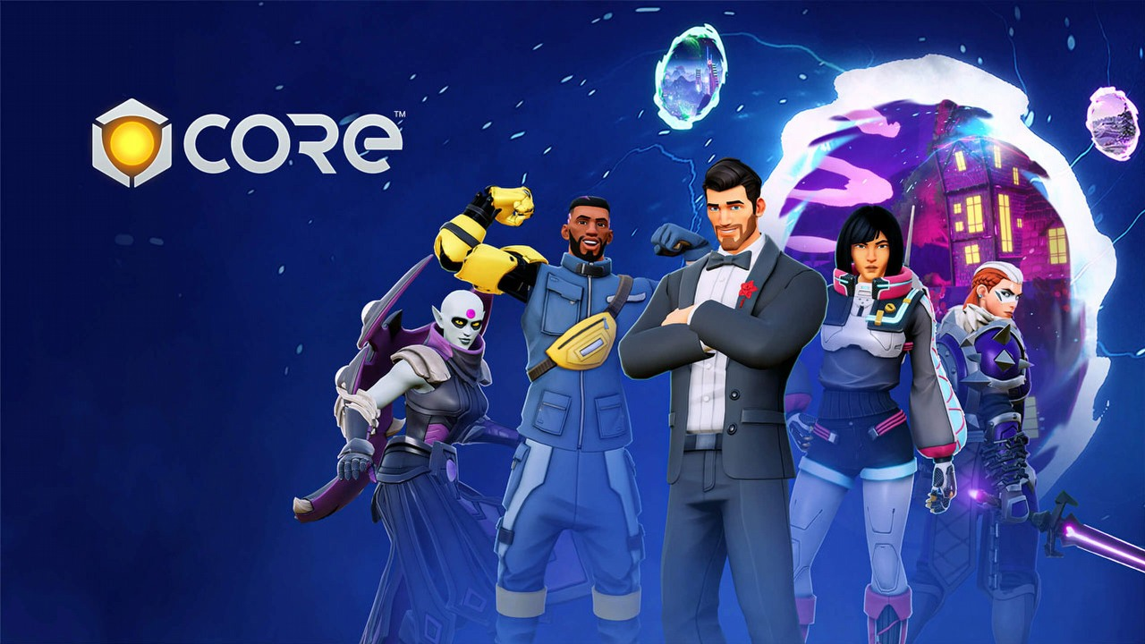 Core - Roblox's Competitor on Unreal Engine Launches