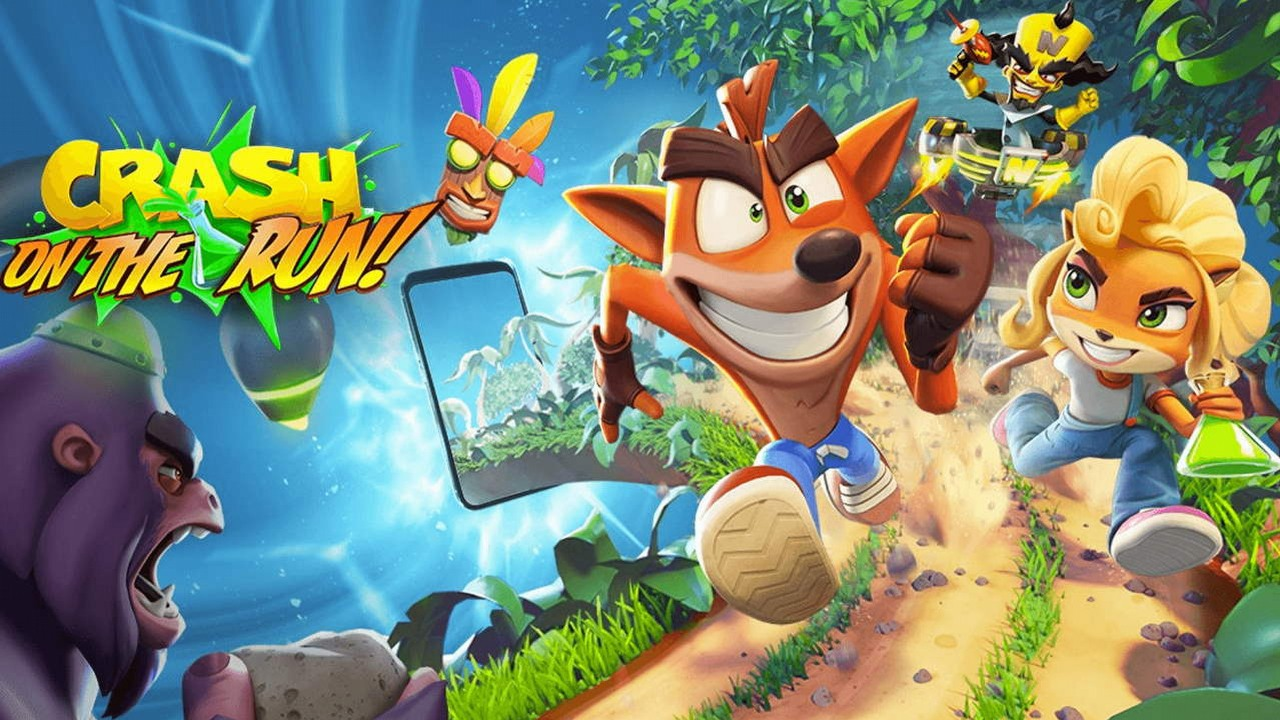 Crash Bandicoot: On the Run Shows the Power of the Mobile Market