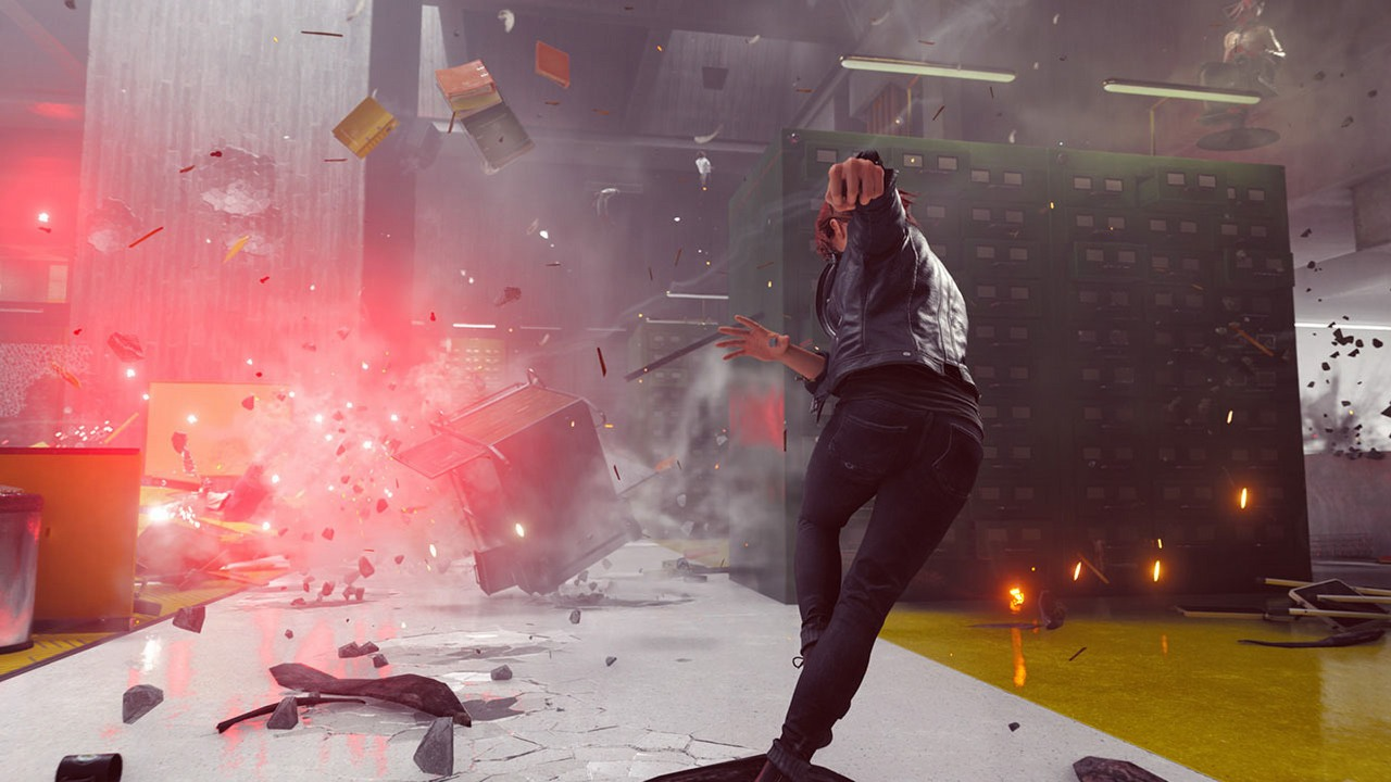 Control za darmo w Epic Games Store | GRYOnline.pl