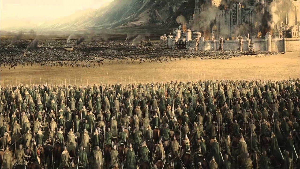 The Lord of the Rings: The War of the Rohirrim to nowy film w uniwersum Władcy Pierścieni   GRYOnline.pl