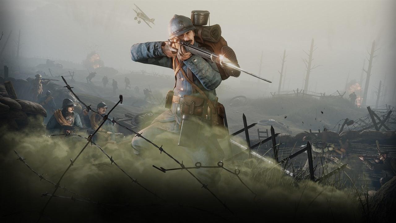 Rețeaua și apărarea Verdun .. Trezirea de azi ??  Gratuit la EGS [Aktualizacja]