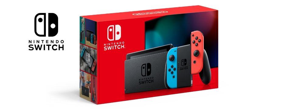 Nintendo Switch - poradnik do konsoli