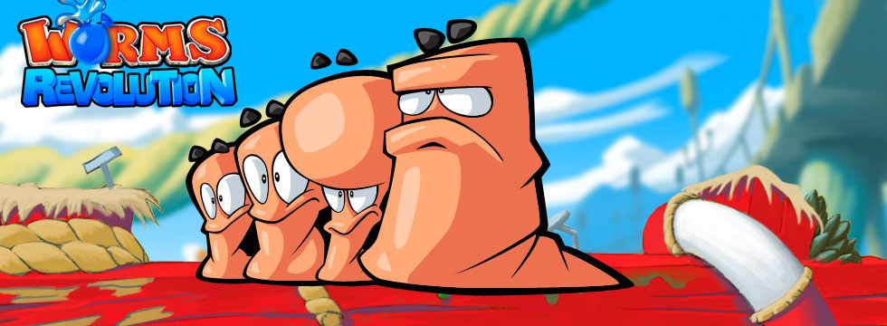 Worms: Revolution - poradnik do gry