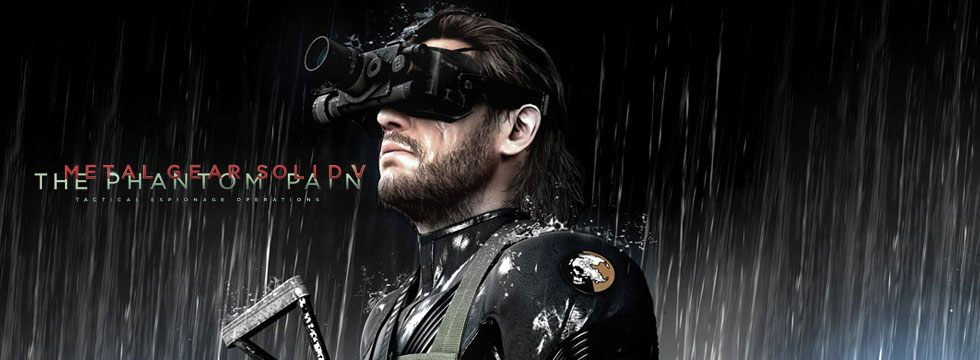 Metal Gear Solid V: The Phantom Pain - poradnik do gry
