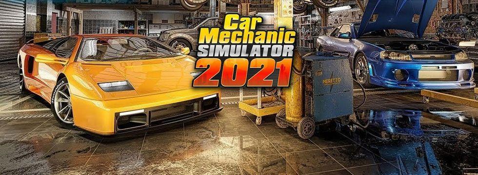 Car Mechanic Simulator 2021 - poradnik do gry