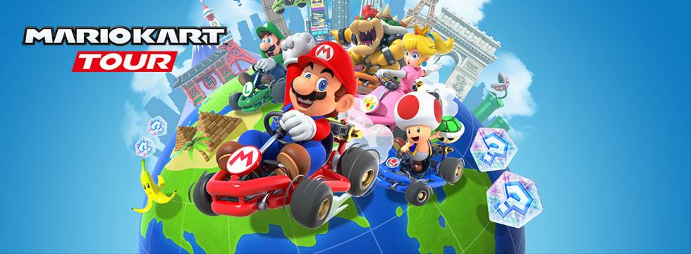 Mario Kart Tour - poradnik do gry