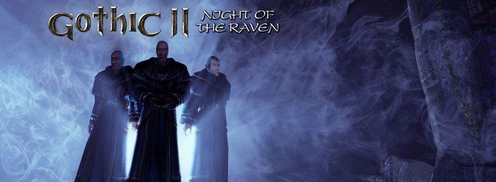 Gothic II: Noc Kruka - poradnik do gry