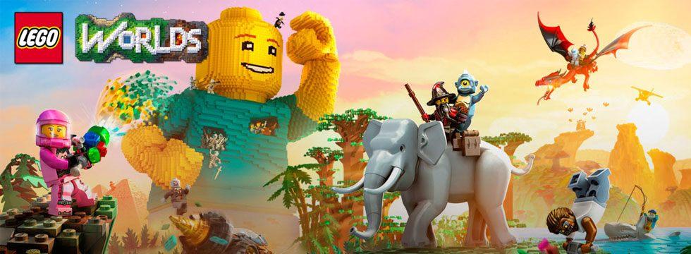 Recenzja Gry Lego Worlds To Nie Jest Nowy Minecraft Gryonlinepl