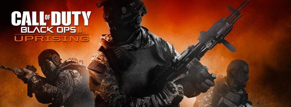 Call of Duty: Black Ops II � Uprising