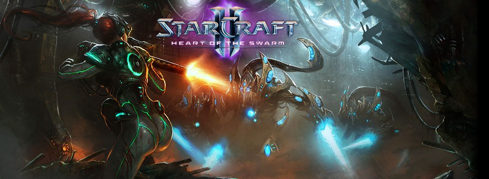 StarCraft II: Heart of the Swarm - poradnik do gry