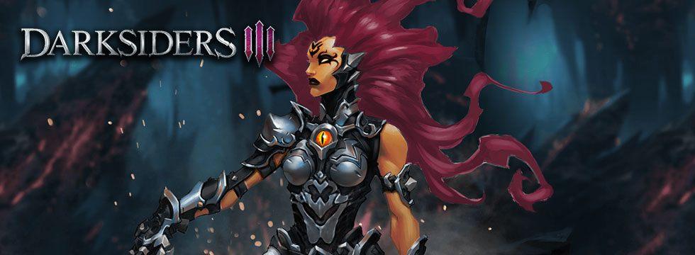 Darksiders 3 - poradnik do gry