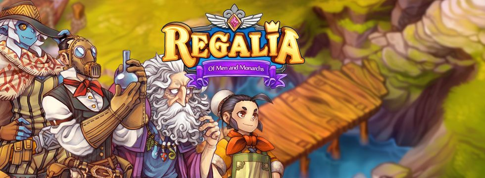 Regalia: Of Men And Monarchs - poradnik do gry