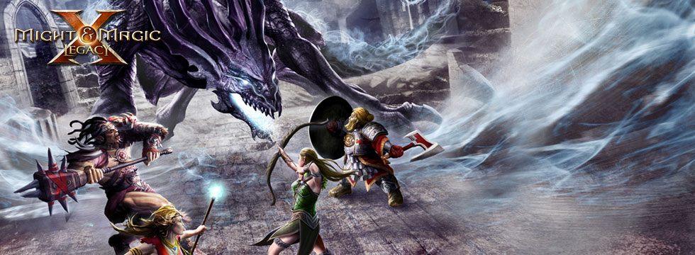 Might & Magic X: Legacy - poradnik do gry