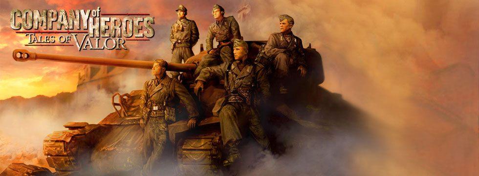 Company of Heroes: Chwała Bohaterom - poradnik do gry