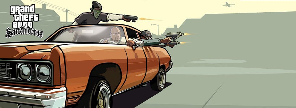 Grand Theft Auto: San Andreas - poradnik do gry