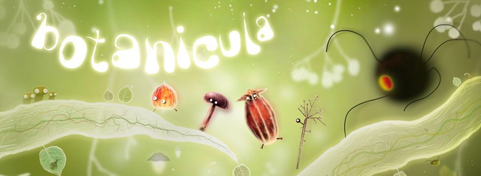 Botanicula - poradnik do gry