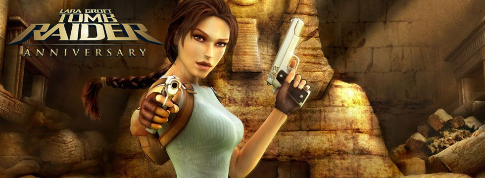 Tomb Raider: Anniversary - poradnik do gry