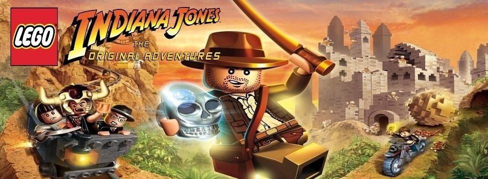 Lego Indiana Jones The Original Adventures Poradnik Do Gry