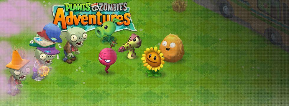 Plants vs Zombies Adventures