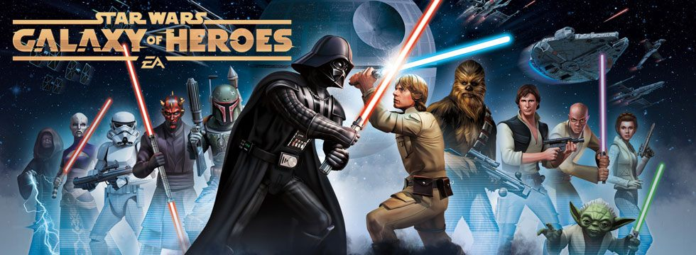 Star Wars: Galaxy of Heroes - poradnik do gry