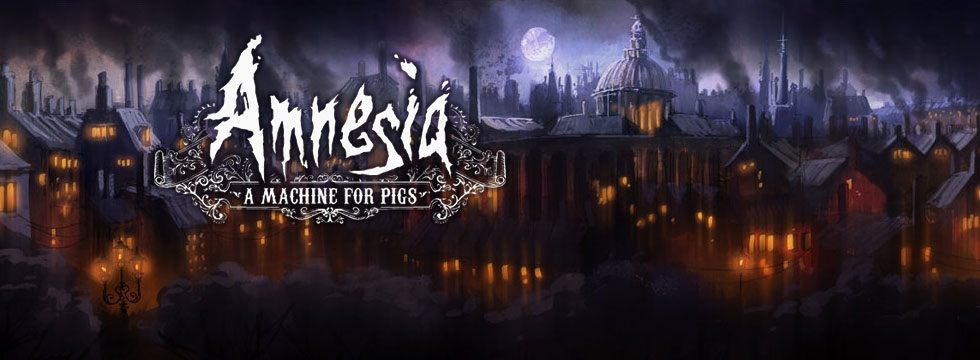 Amnesia: A Machine for Pigs - poradnik do gry