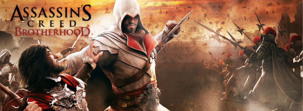Assassin's Creed: Brotherhood - poradnik do gry