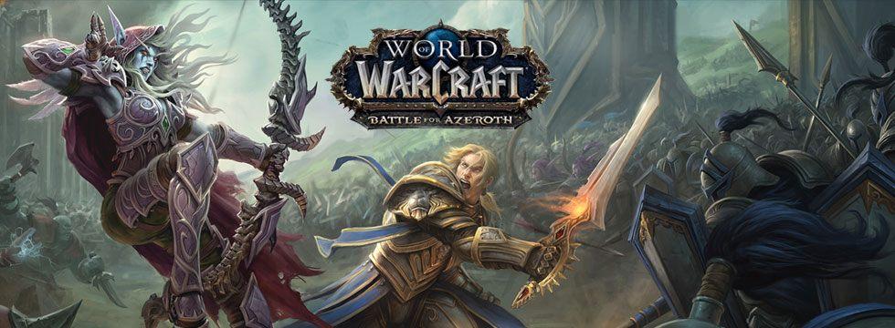 World of Warcraft Battle for Azeroth - poradnik do gry