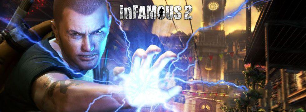 nieSławny: inFamous 2 - poradnik do gry