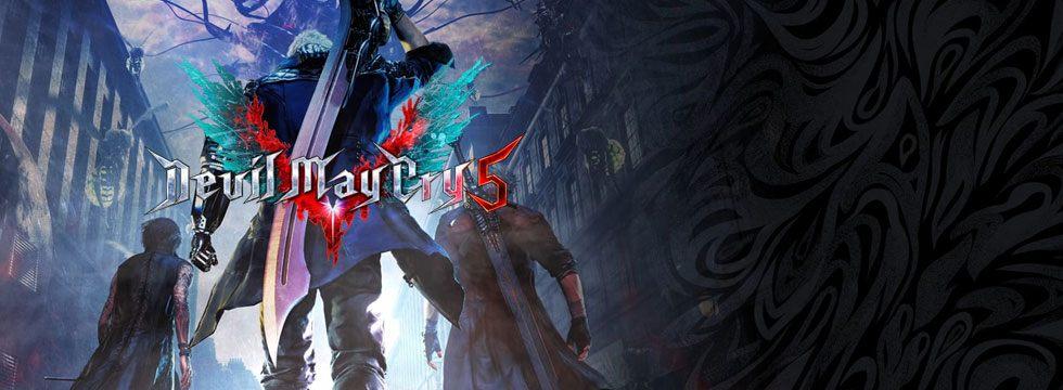 Devil May Cry 5 - poradnik do gry