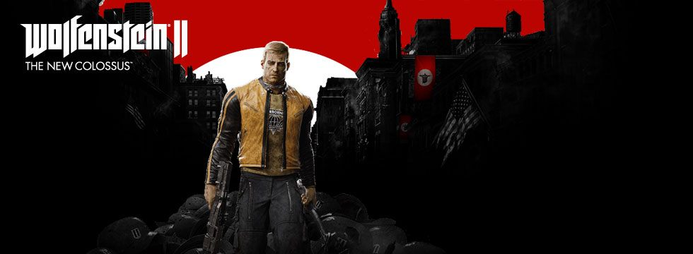 Wolfenstein II: The New Colossus - poradnik do gry